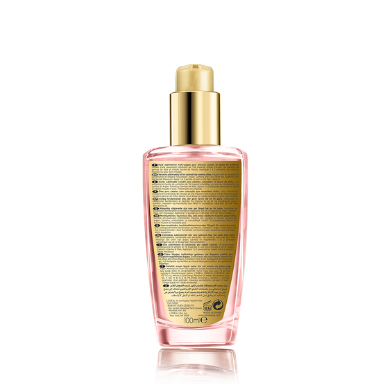 Elixir Ultime Rose Hair Oil par Kerastase