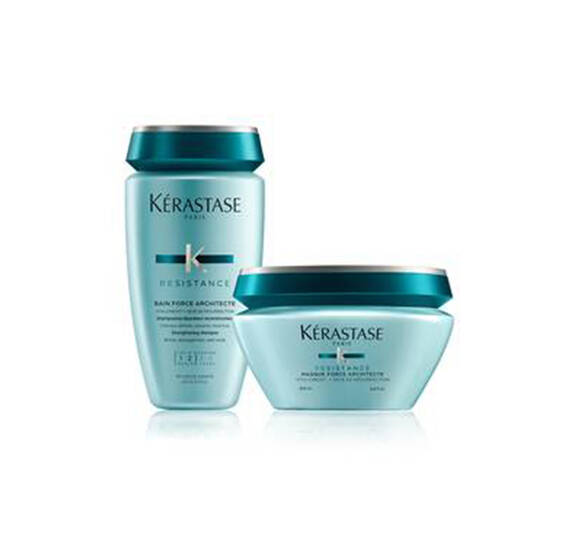 Kérastase Résistance Extensioniste Duo for damaged hair
