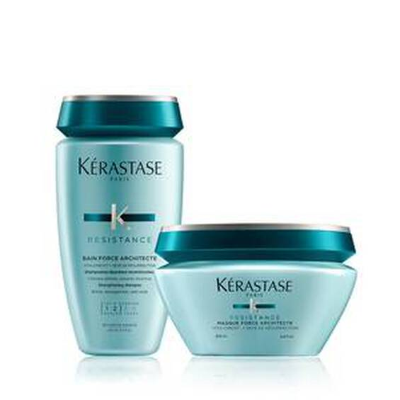 Résistance complete strengthening duo for damaged Hair