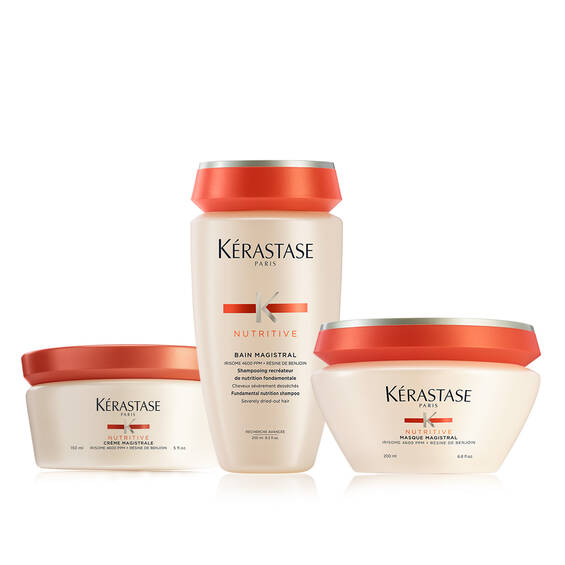Nutritive Gift Set For Severely Dry Hair