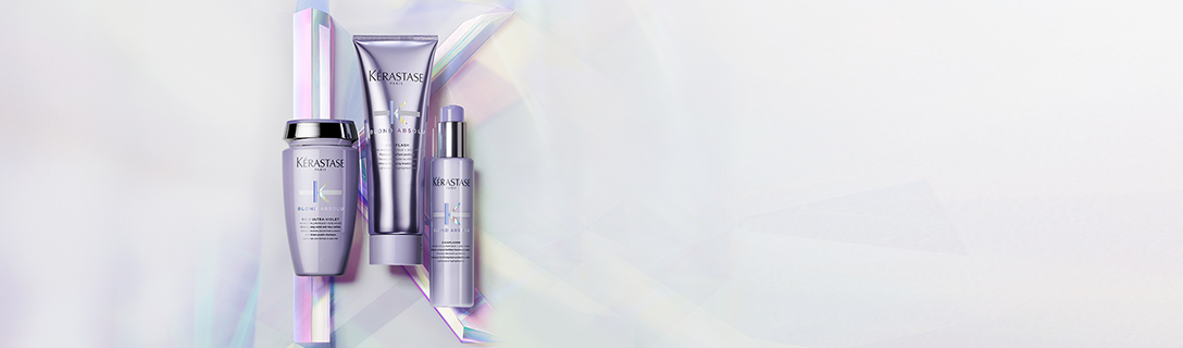 BLOND ABSOLU BY KÉRASTASE- ULTRAVIOLET CARE FOR BLONDE HAIR