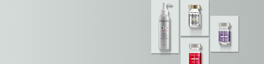 No matter your haircare concern, discover Kérastase hair treatments to thicken, densify and perfect your hair.