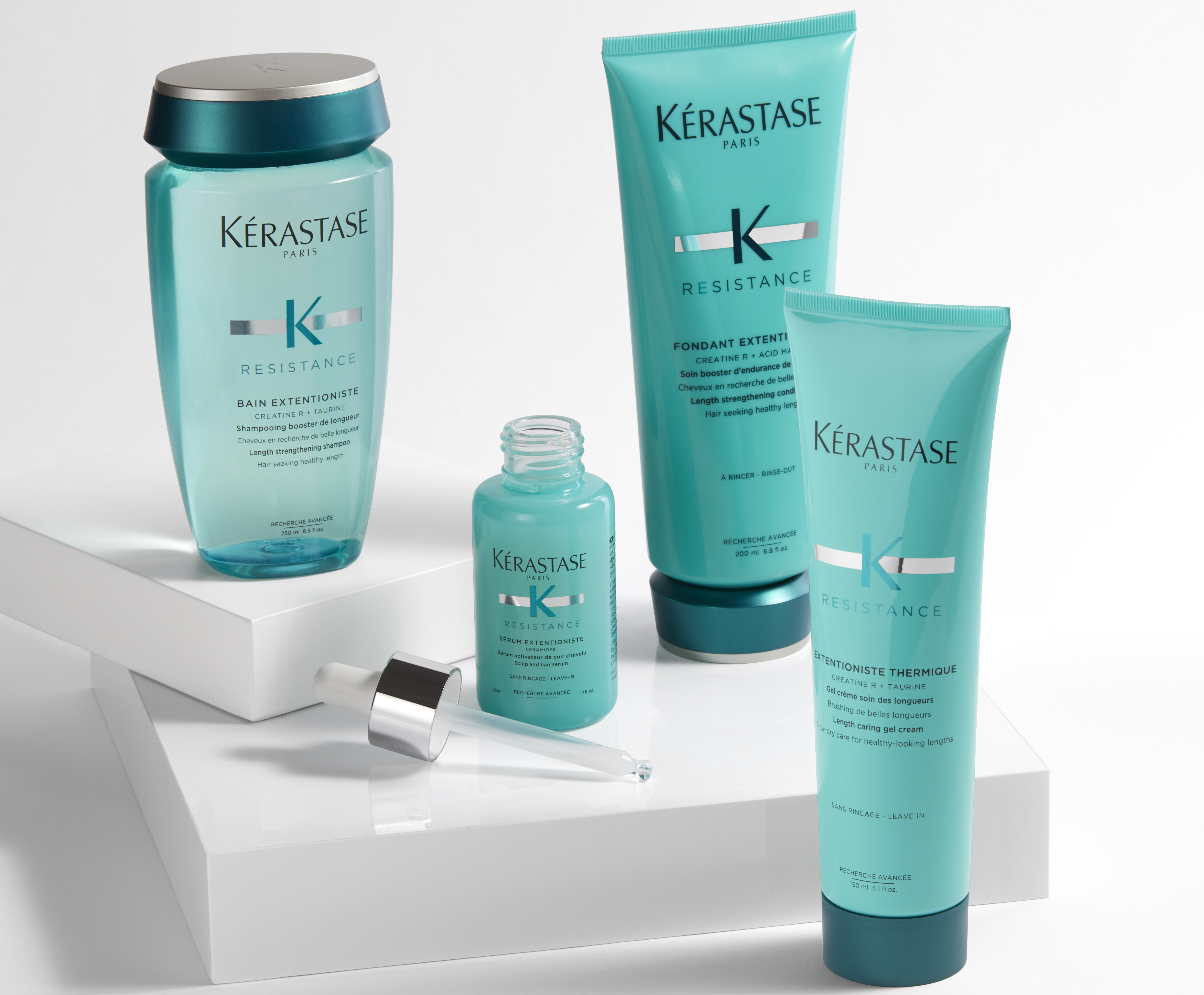 Top tips from Kerastase for post gym hair!
