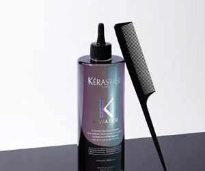 Discover New K Water In-Salon Treatment - Read More