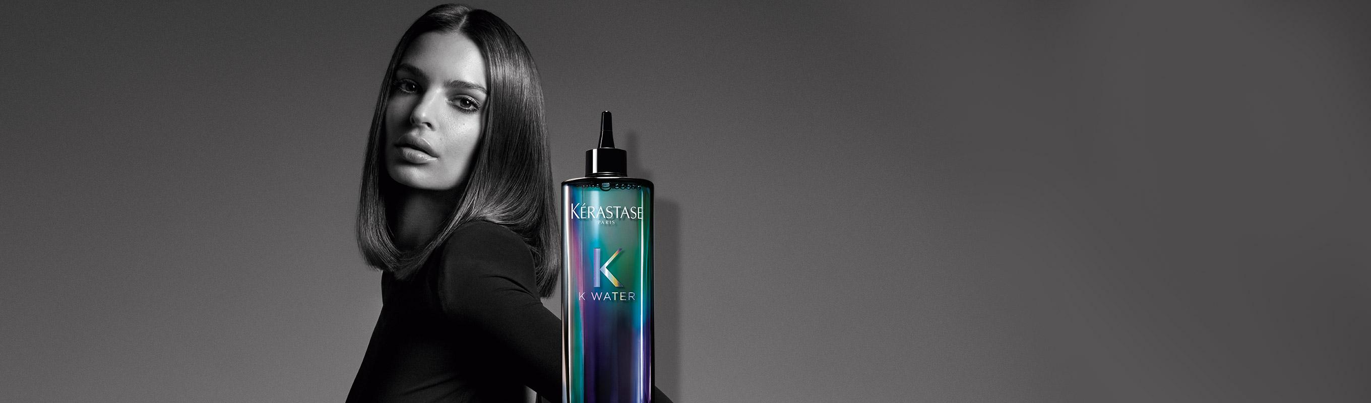 New Kwater in-salon treatment, Discover Now